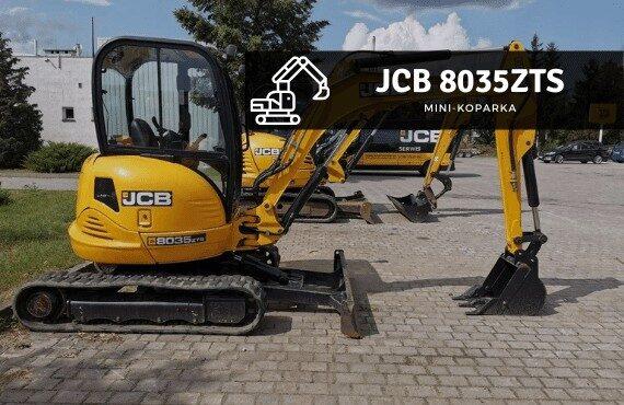 jcb 8035