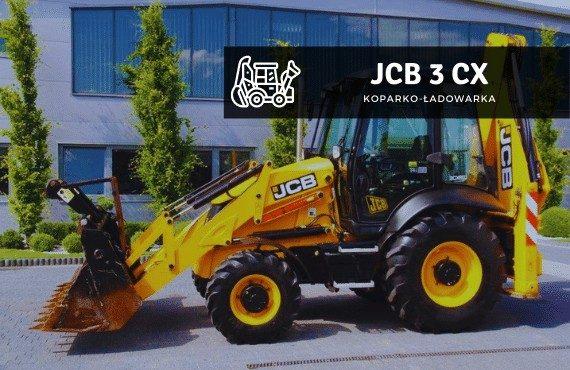 jcb 3 cx